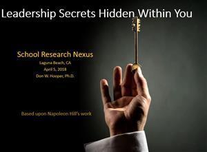 Leadership secrets hidden within you link