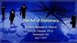 The art of diplomacy link