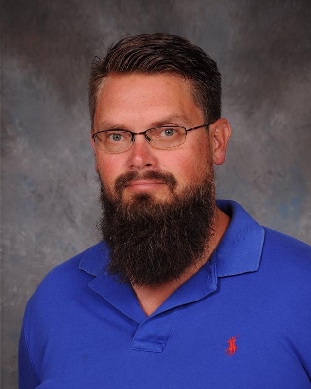 Matt Means - Junior High Head Coach