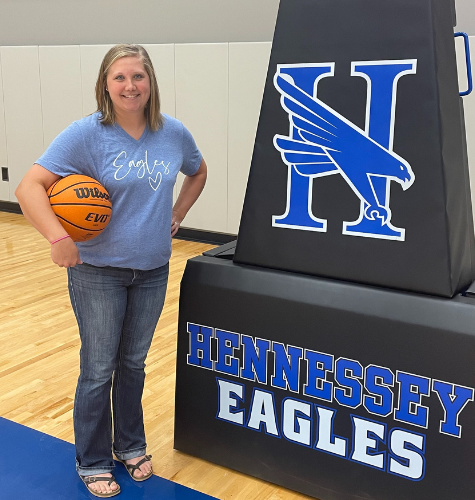 Markes Takes Reigns as HHS Girls Basketball Coach