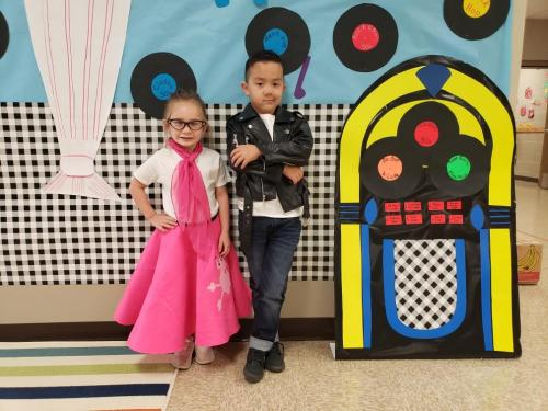 Our 50th Day of School!