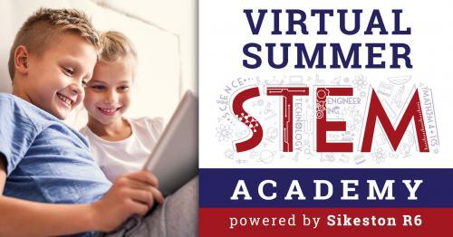 Virtual Summer STEM Academy link to webinar