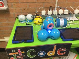 Makerspace Coding station