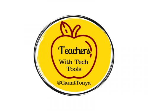 teachers with tech tools