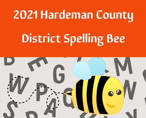 2021 Hardeman County District Spelling Bee