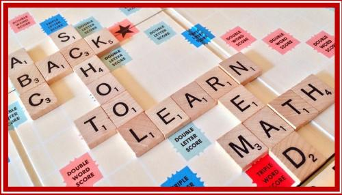 Crosswords Puzzle selling Back To School