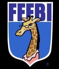 shield with a giraffe that reads FFFBI