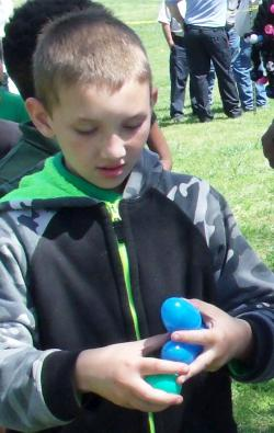 City of Bolivar Easter Egg Hunt