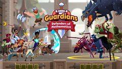guardians defenders of mathematica logo