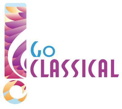 go classical logo