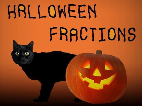 black cat with jackolantern