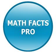 math facts pro logo