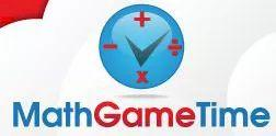 math game time logo
