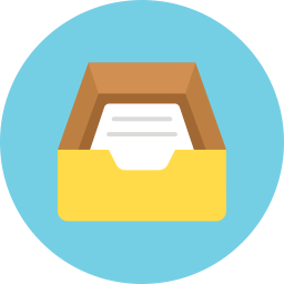 file box icon