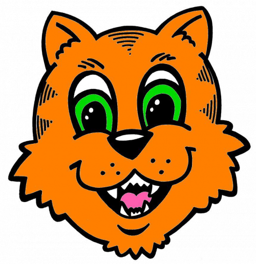 tiger cub cartoon drawing