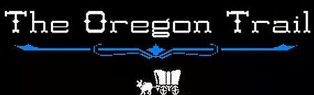 oregon trail logo