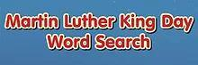 mlk word search logo