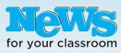 news for your classroom logo