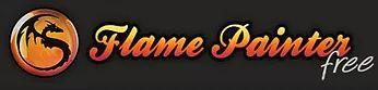 flame painter logo