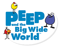 peep and the big wide world logo