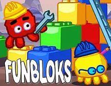 multi colored blocks