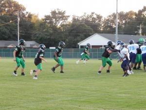 Football vs. North Parkway