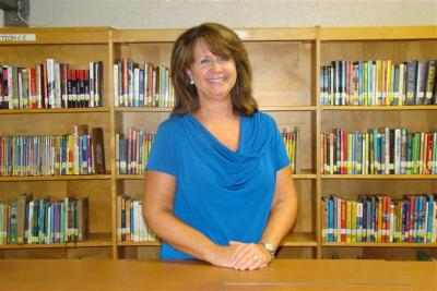Mrs. D. Sain, Media Specialist