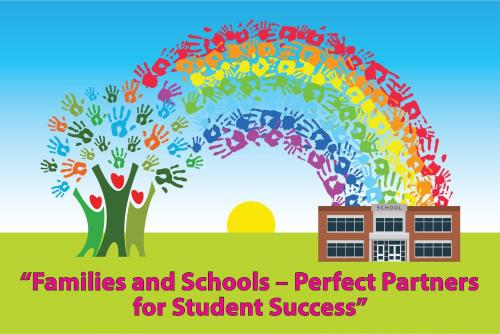 Families and Schools are partners