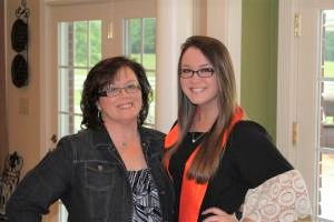 Mrs. Beth and her daughter Kaitlyn