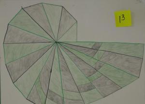 0011 Pythagorean Spirals