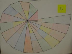 0015 Pythagorean Spirals