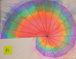 0008 Pythagorean Spirals