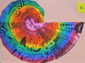 0043 Pythagorean Spirals