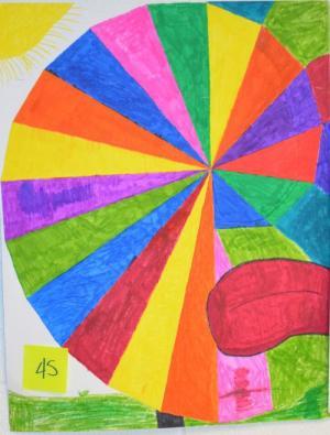 0045 Pythagorean Spirals