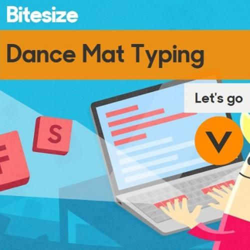 Bitesize Dance Mat Typing