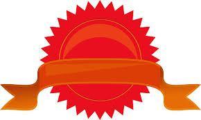 red award ribbon
