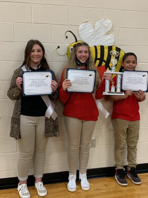 County Spelling Bee