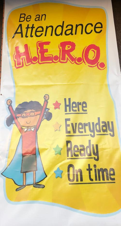 HERO banner