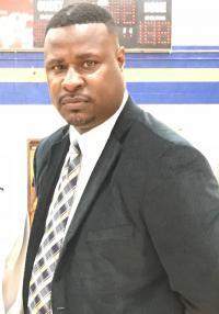 Principal Cedric Crisp