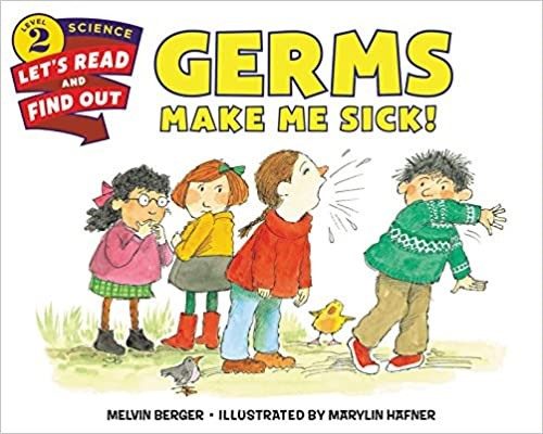 Germs Make Me Sick