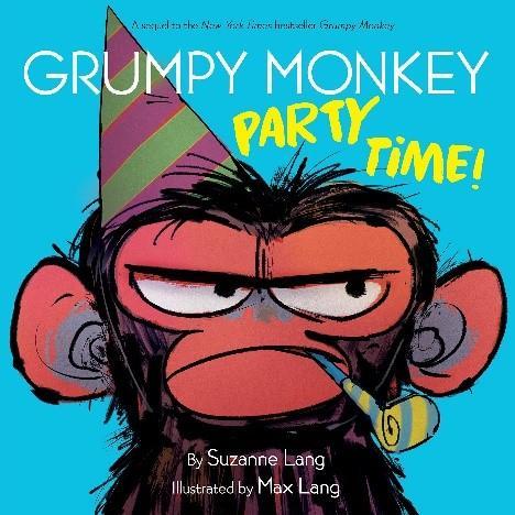 Grumpy Monkey Party Time