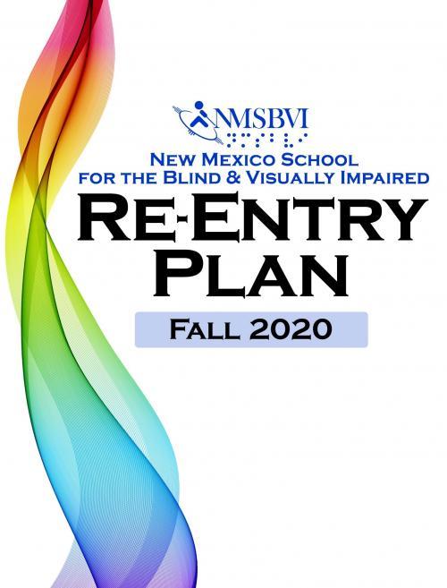 Reentry Plan Fall 2020 Logo