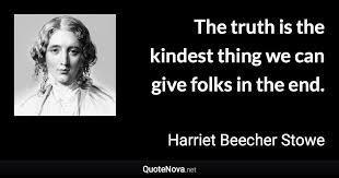Harriey Beecher Stowe