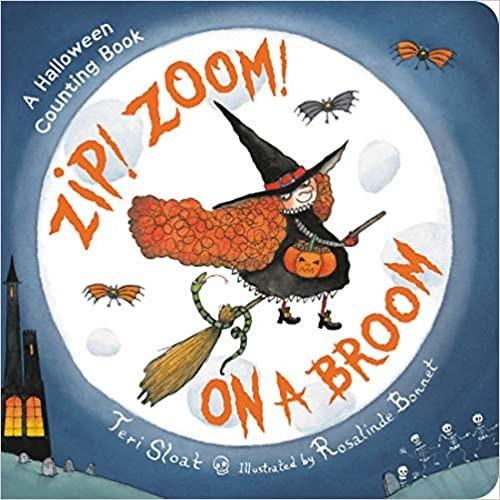Zip Zoom on a Broom