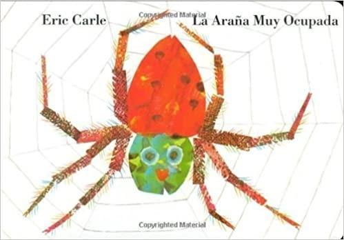 The Very Busy Spider In Spanish