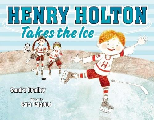 Henry Holton Takes to the Ice