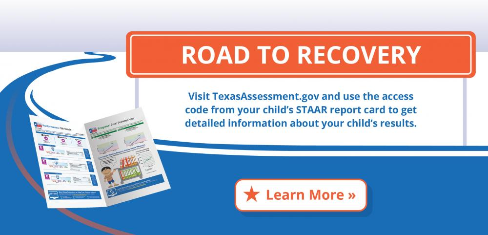 STAAR Results - Road to Recovery