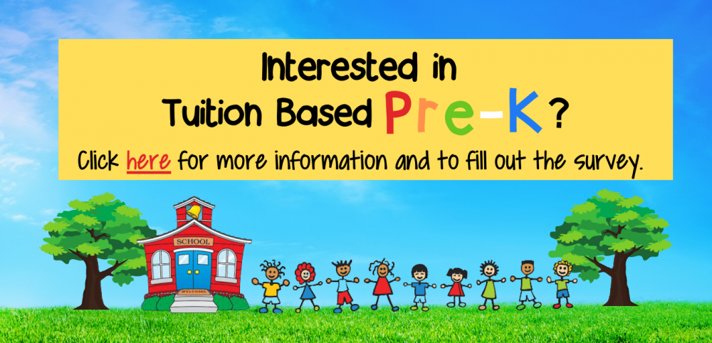 Tuition Based Pre-K