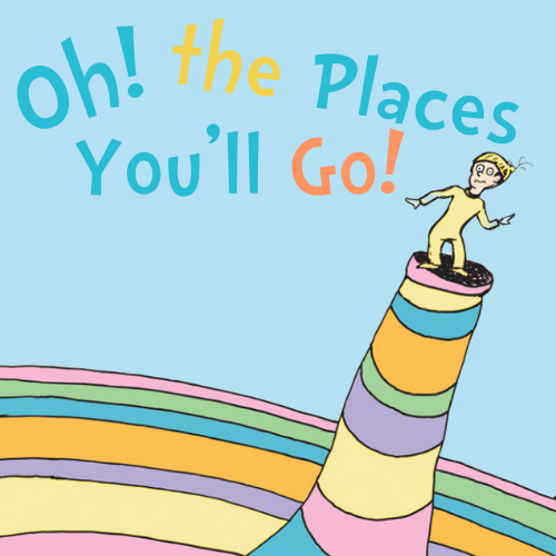 Oh! The Places You'll Go! Read by Your Teachers
