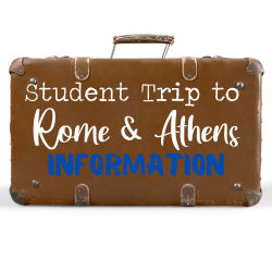 Thumbnail Image for Article Student Trip To Rome & Athens Information